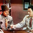 Red Skelton and Glenn Strange in Texas Carnival (1951)