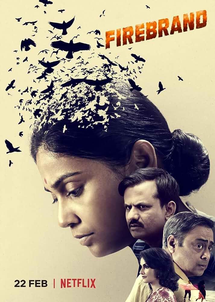 18+ FireBrand 2019 Hindi 720p 480p Netflix DL AVC DDP 5.1