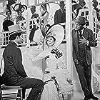 Audrey Hepburn, Rex Harrison, and Jeremy Brett in My Fair Lady (1964)