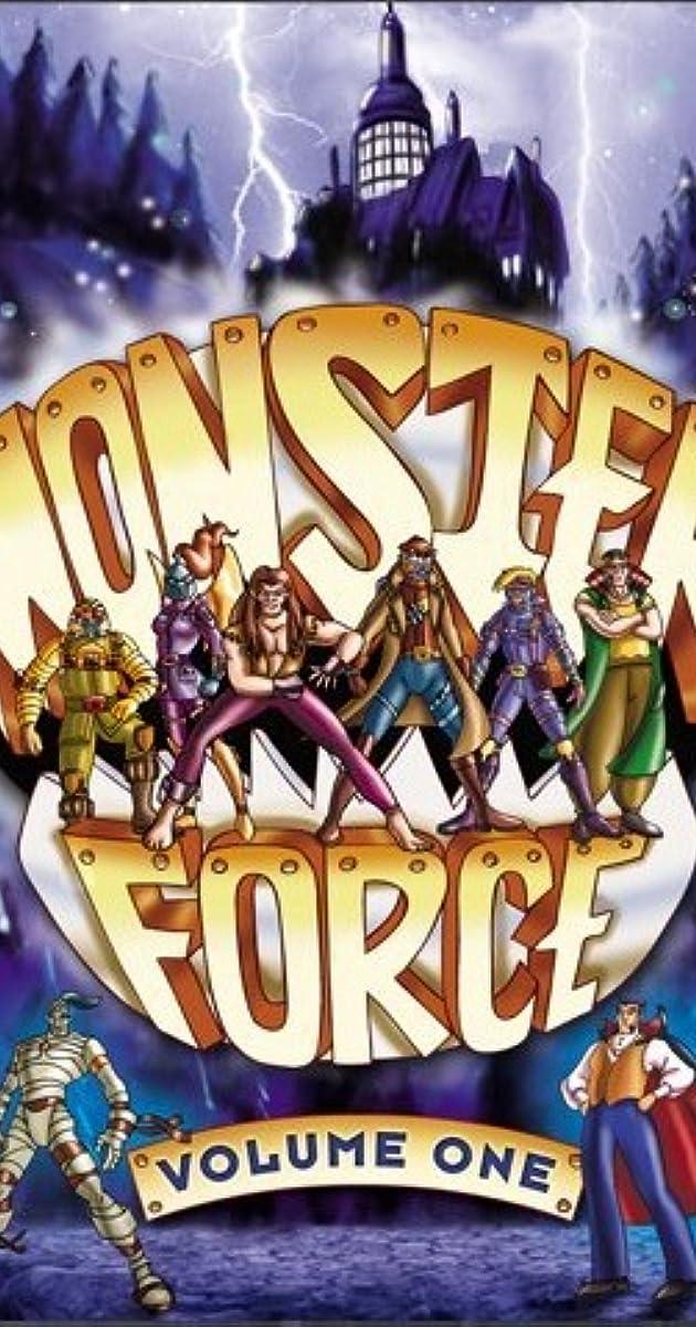 monster force  tv series 1994 u2013