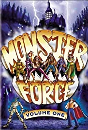 Monster Force Poster