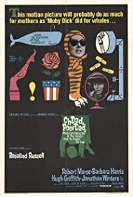 Oh Dad, Poor Dad, Mamma's Hung You in the Closet and I'm Feelin' So Sad (1967) Poster - Movie Forum, Cast, Reviews