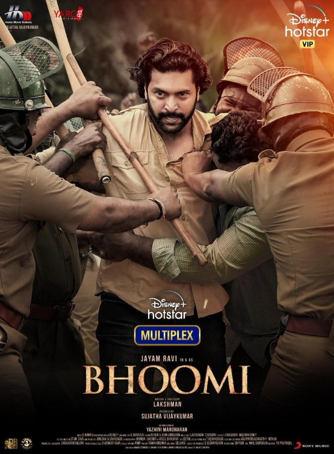 Bhoomi 2021 Tamil Official Trailer 1080p HDRip 61MB Download