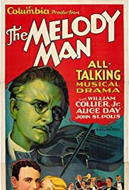 The Melody Man Poster