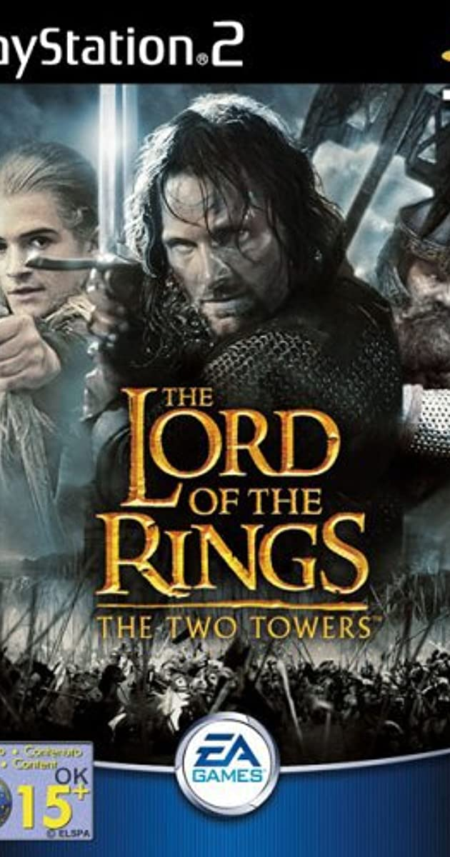 The Lord Of The Rings The Two Towers Video Game 2002 Imdb