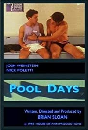 Pool Days Poster