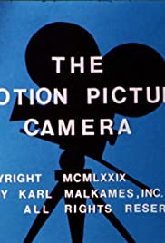 The Motion Picture Camera Poster