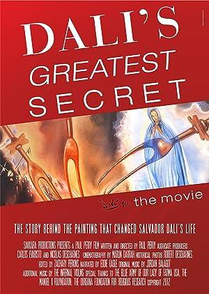 Where to stream Dali's Greatest Secret