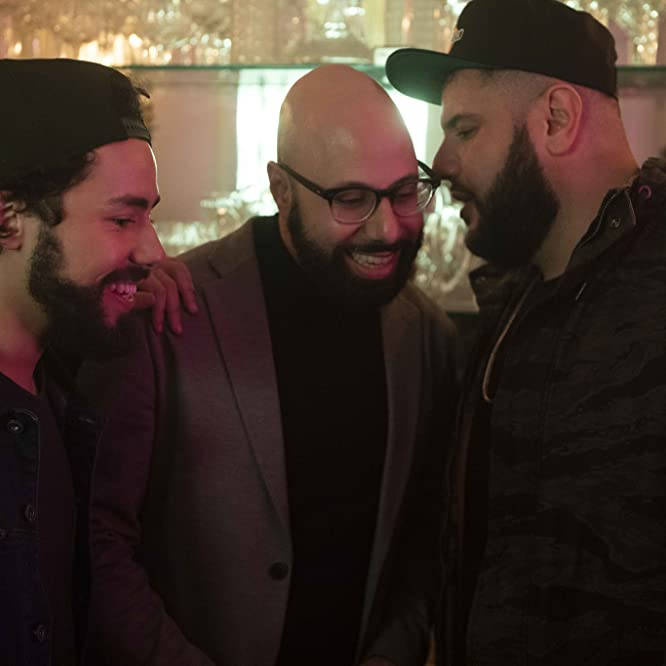 Mohammed Amer, Dave Merheje, and Ramy Youssef in Ramy (2019)
