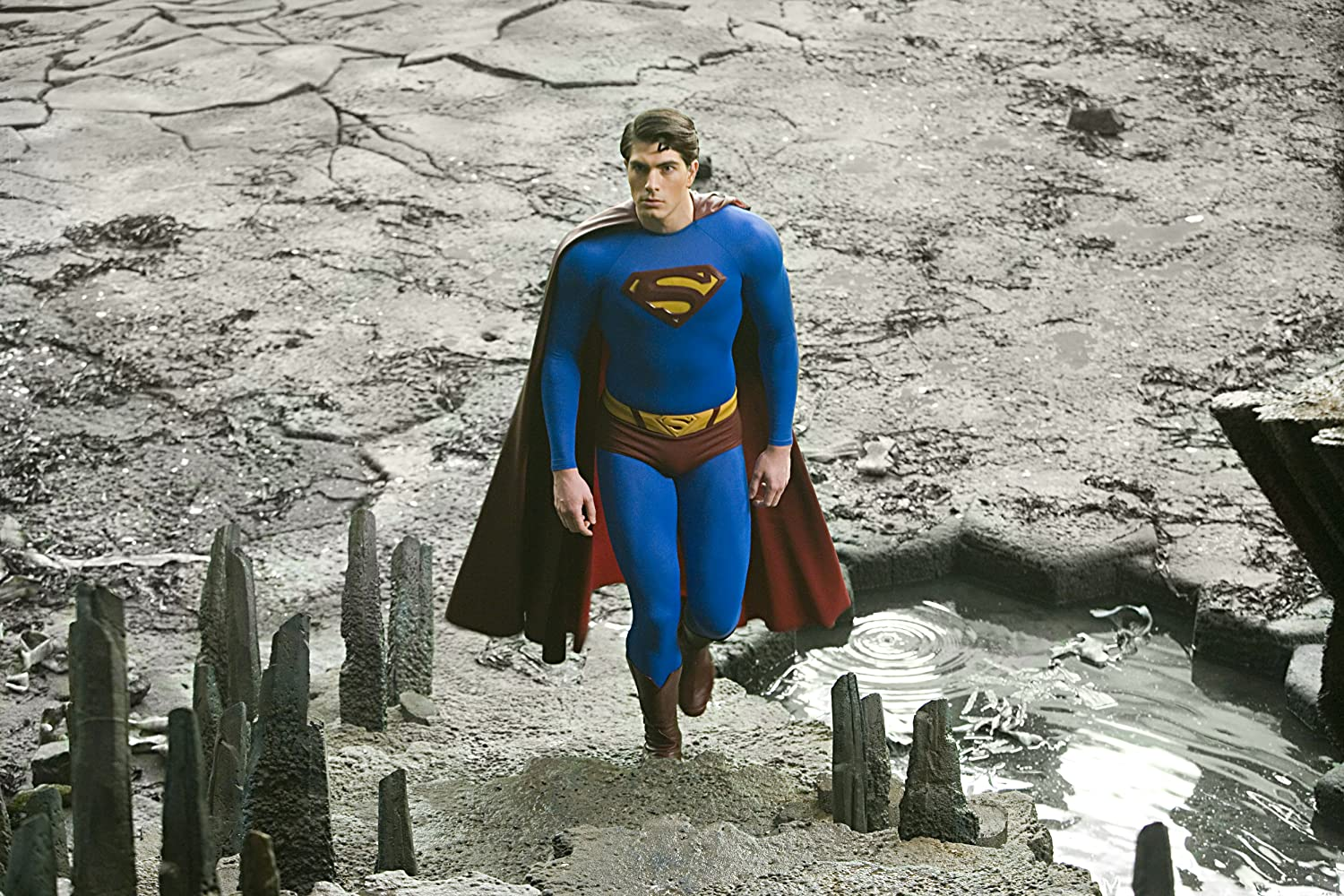 Brandon Routh in Superman Returns (2006)