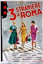 3 straniere a Roma