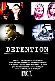Detention (2012) Poster - Movie Forum, Cast, Reviews