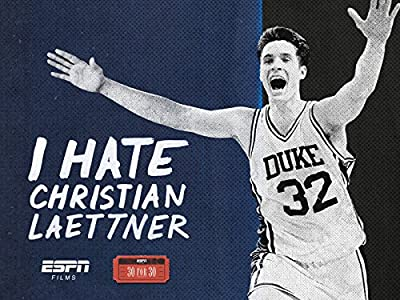 Watches the movie I Hate Christian Laettner by [2K]