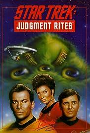 Star Trek: Judgment Rites Poster