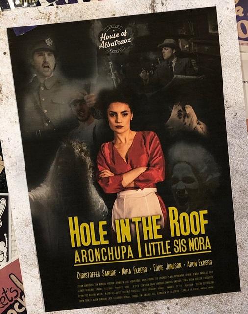 Aronchupa Hole In The Room