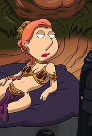 Seth Green, Alex Borstein, and Patrick Warburton in Family Guy (1999)