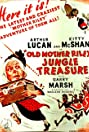 Jungle Treasure (1950) Poster