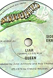 Queen: Liar, Version 2 Poster