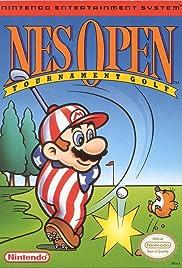 Mario Open Golf Poster