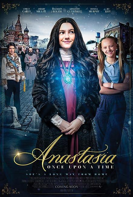 Film: Anastasia: Evvel Zaman İçinde - Anastasıa: Once Upon A Tıme