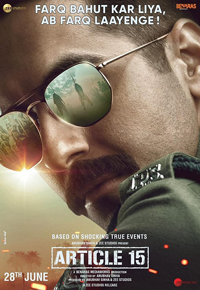 Article 15 (2019) Hindi Movie Official Trailer 720p HDRip Download Download