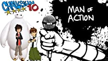 C10: Man of Action
