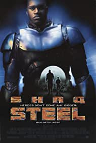 Shaquille O'Neal in Steel (1997)