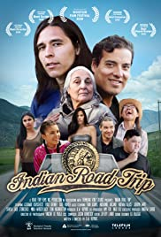 Indian Road Trip Poster