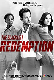 The Blacklist: Redemption Poster - TV Show Forum, Cast, Reviews