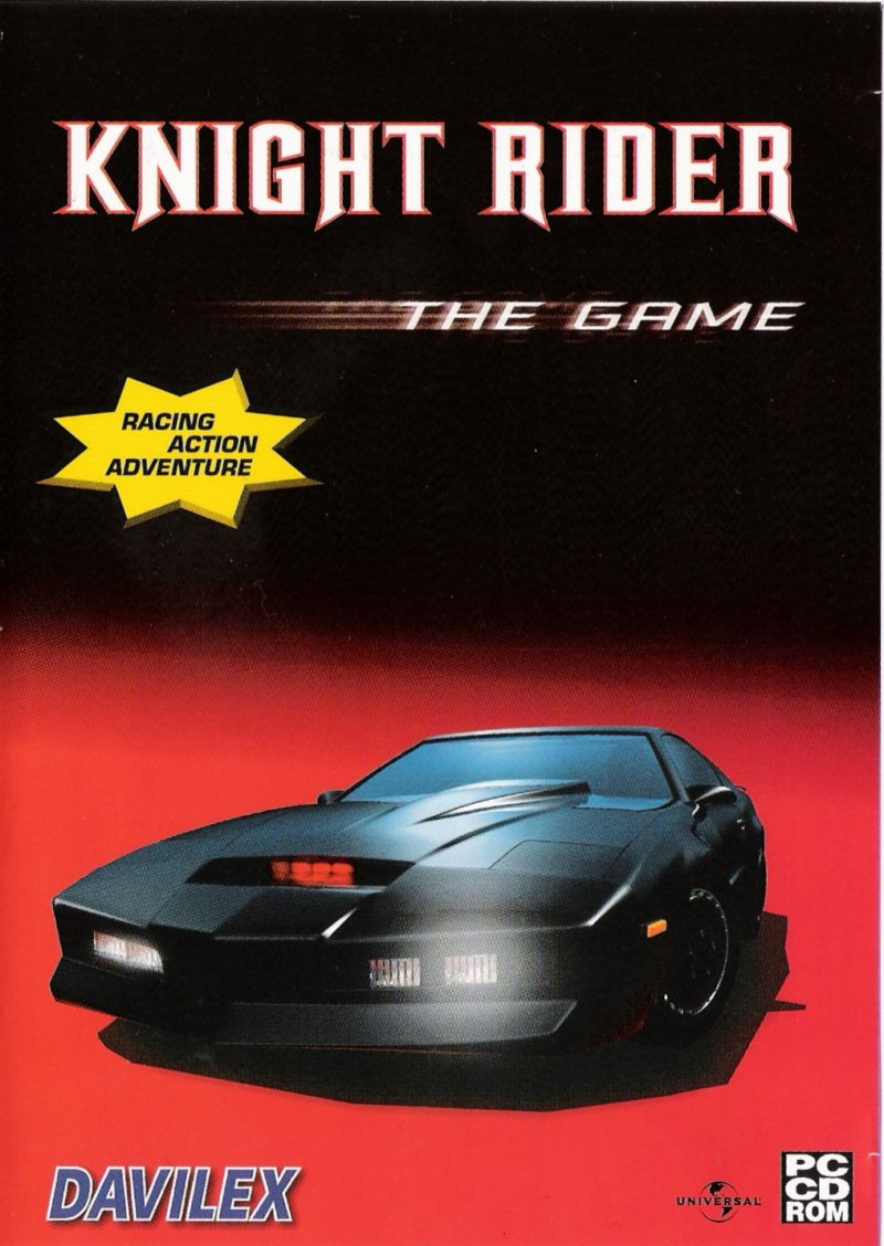 Knight Rider The Game Video 2003 Imdb Knightrider Lights For Model Cars