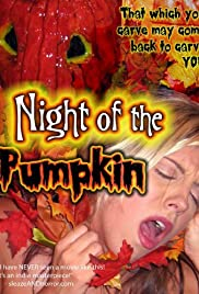 Night of the Pumpkin Poster