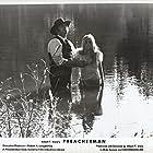 Ilene Kristen and Albert T. Viola in Preacherman (1971)