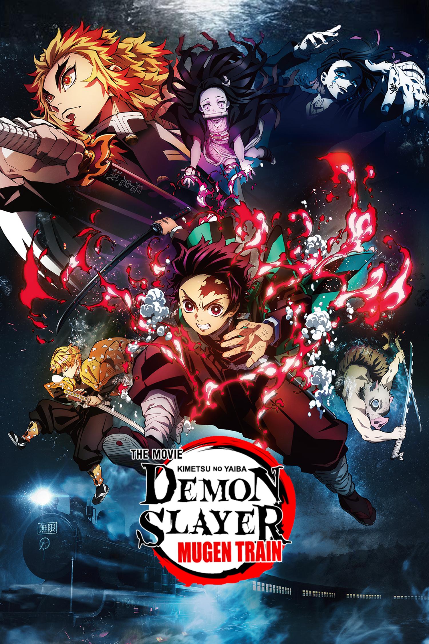 Demon Slayer the Movie: Mugen Train (2020) - IMDb