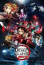 Demon Slayer the Movie Mugen Train (2020) DVDScr English Movie Watch Online Free