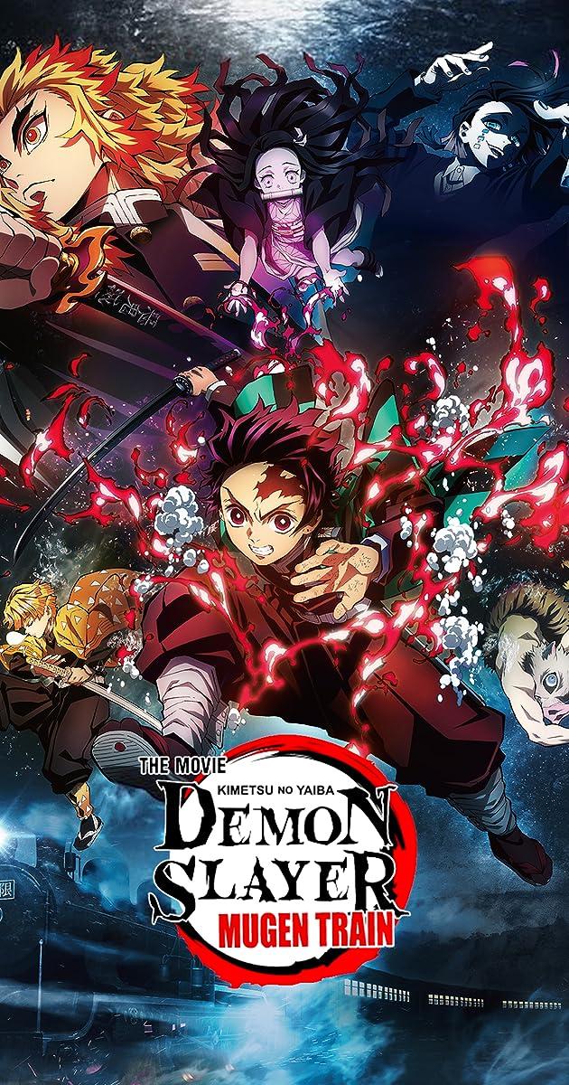 Free Download Demon Slayer the Movie: Mugen Train Full Movie