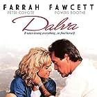 Farrah Fawcett and Powers Boothe in Dalva (1996)