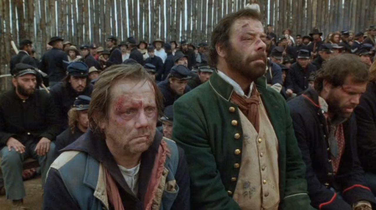 War Movie : Andersonville 1996