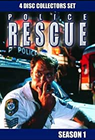 Gary Sweet in Police Rescue (1989)