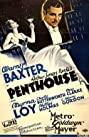 Penthouse (1933) Poster