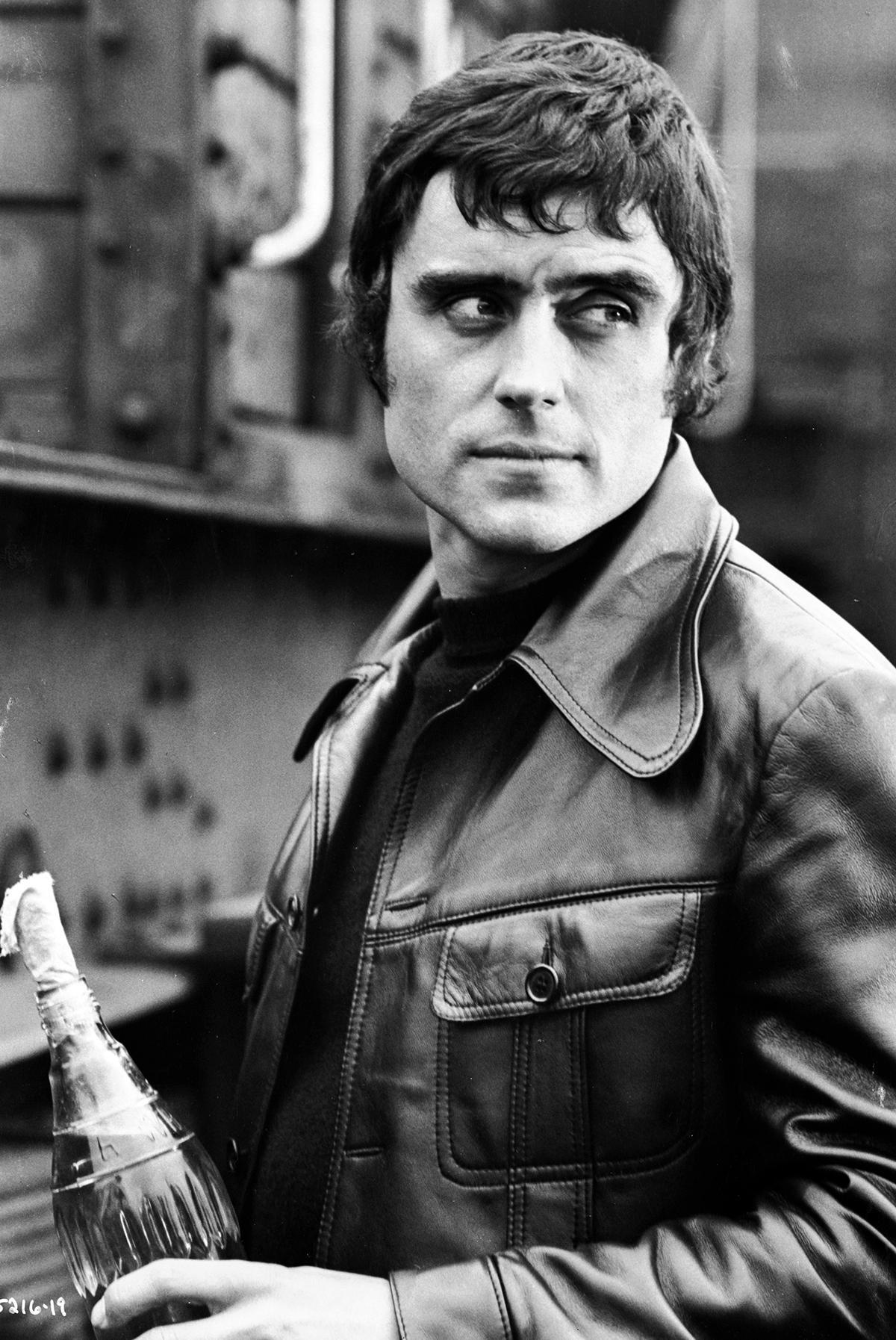 Ian McShane in Sitting Target (1972)