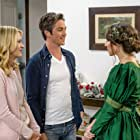 Bobby Campo, Meredith Hagner, and Anna Daines in My Christmas Love (2016)