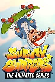 Subway Surfers: The Animated Series Poster