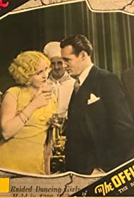 Leslie Fenton and Phyllis Haver in The Office Scandal (1929)