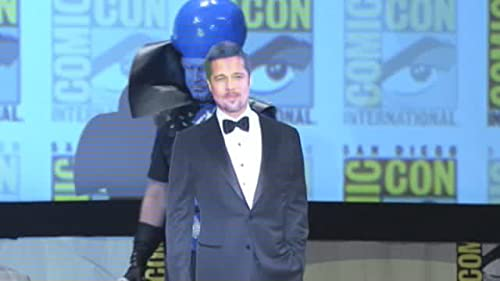 Megamind: Comic-Con Footage