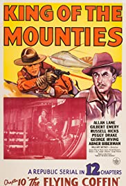 King of the Mounties Poster