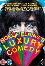 Noel Fielding's Luxury Comedy (2012) Poster - TV Show Forum, Cast, Reviews