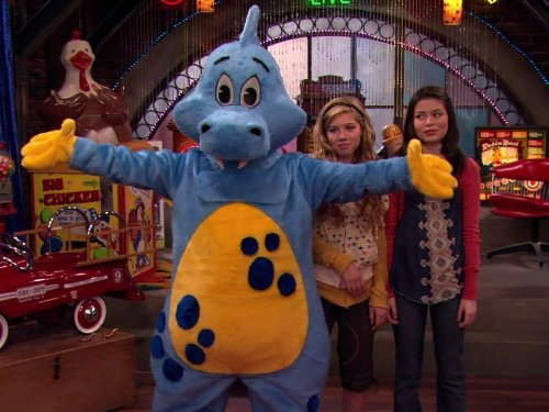 iCarly 1×23 – iCarly Salva la Televisión