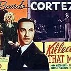 Ricardo Cortez, Iris Adrian, Ralf Harolde, and Joan Woodbury in I Killed That Man (1941)