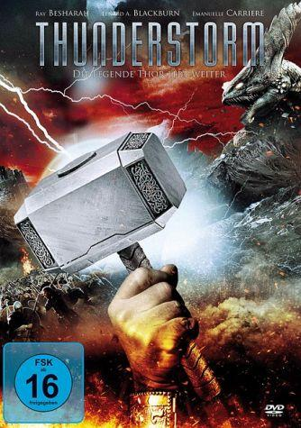 Thunderstorm : The Return of Thor (2011) Hindi Dubbed 720p HDRip Download