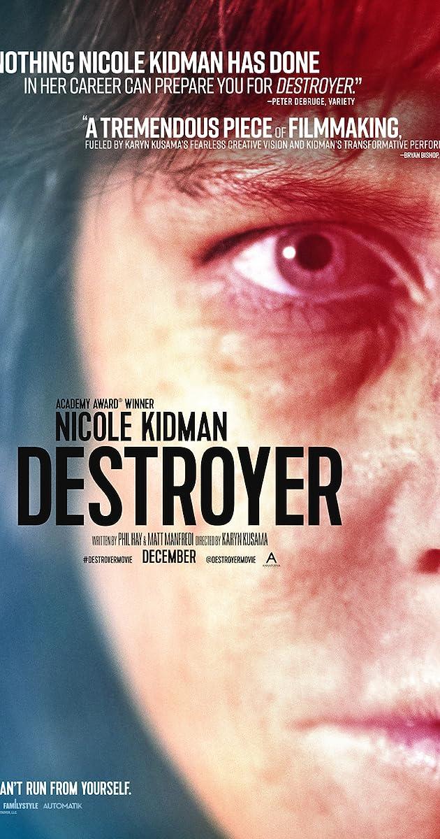 Subtitle of Destroyer